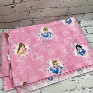 Disney princesses flat sheet